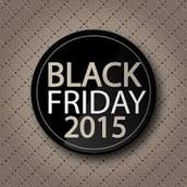 Black Friday 27th Nov