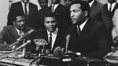 Ali's Vietnam Press Conference