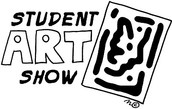 Stop by the Art Wing to see some of the art we have been working on this summer!