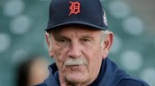 Jim Leyland Tigers Head Coach