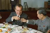 Nixon Creates Ties with China