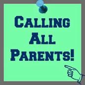 Parents Please Read