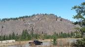 layer cake mountain!!!!