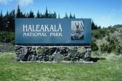 Haleakalā entrance