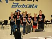 Justin Elementary BOB Team 2014