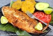 Pescado Frito/Fried Fish