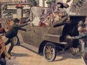 Assassination Of Ferinand