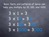 Multiplies of Ten/Factor 10