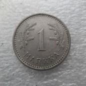 1 mark (vasevärvi)