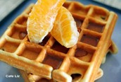 Orange Waffle Day is fast approaching!