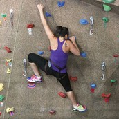 Climbing Wall!