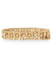 Arrison Stretch Bracelet- Gold