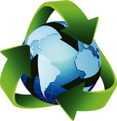 The Three R's: Reduce, Reuse and Recycle