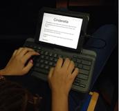 iPad Keyboards Put to Use