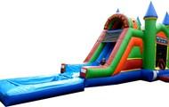 Bounce N Dip castle