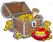 Bring All Your Treasures!