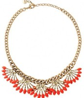 Coral Cay necklace - $49