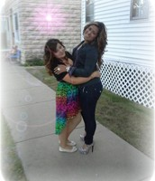 Tania & Me :)