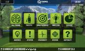 ThinQ Golf Mental test