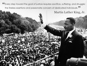 Martin Luther King Philosophy