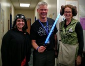 Celebrating Star Wars Day- May the 4th be with you!