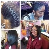 FRENCHBRAIDS, NATURAL HAIR CARE!!!!