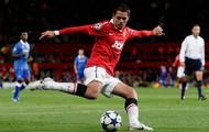 Chicharito in Manchester United