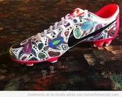 Botas Nike Multicolor 2014