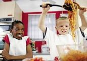 Mi gustaba cocinar.