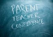 Parent Teacher Conferences (November 25 and November 26)
