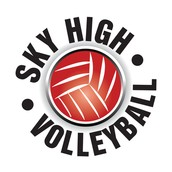 I play volleyball through Sky High