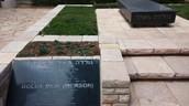 קבר של גולדה מאיר