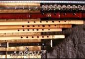 משפחת כלי הנשיפה מעץ