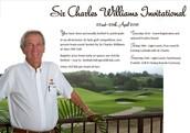 Sir Charles Williams Invitational