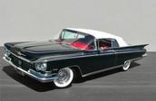 Buick Invicta Convertible 1959