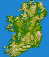 Geography of Ireland