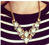 The Zora Statement Necklace