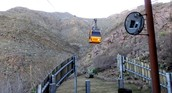 You can ride a tramway at Wyler Aerial Tramway!