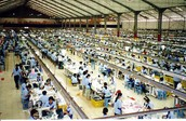 Location of this sweatshop