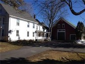 3-Stories, Connects to Barn w Rooms and Views of River/Field Stainless & Granite Kit