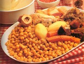 Cocido Madrileno