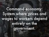 Command Ecomoies