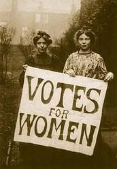 זכות הנשים להיבחר