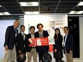 Tokyo Venture Day 2013 Winning Team