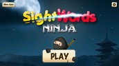 Sight Word Ninja