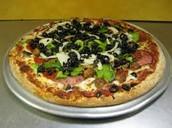 Laventina's Big Cheese Pizza