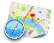 Charity Open Water Swim GPS Navigation: