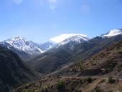 Montanas Andes