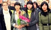 38. China: El Preso de conciencia Chen Zhenping se reunió con su familia