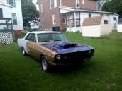 1971 Dodge Dart 440